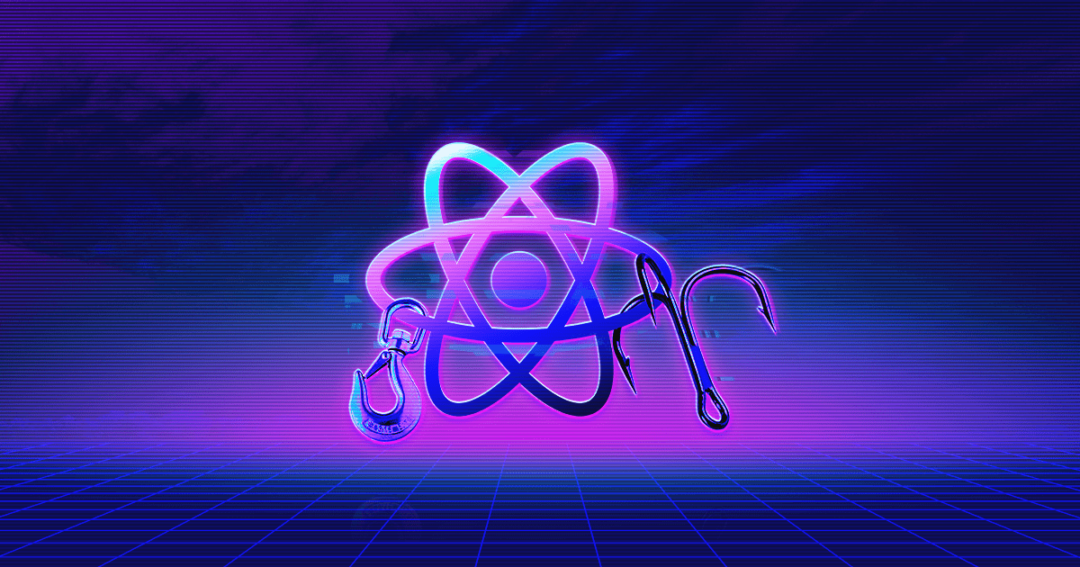 Ackee blog post cover: React Hooks