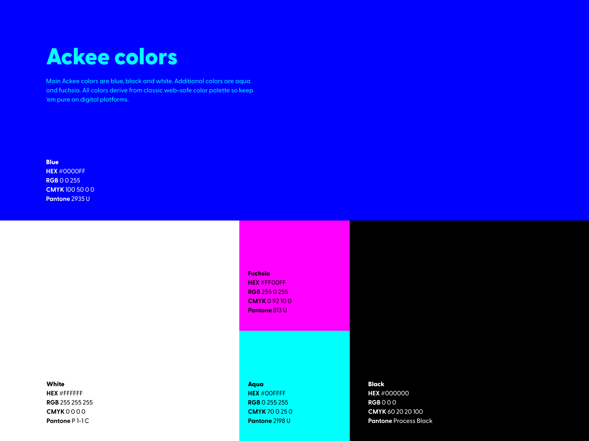Ackee colors